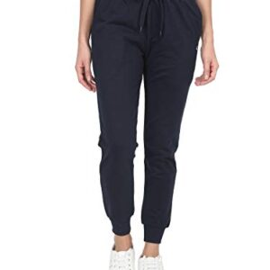 Genius18 Women's Regular Fit Trackpants