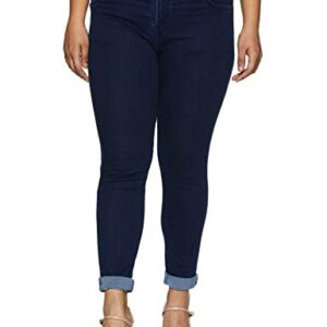 Slvete Plus Women's Slim Fit Jeans