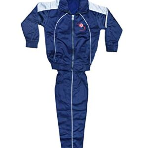 IndiWeaves Kids Girls and Boys Polyester Track Suit for Winters