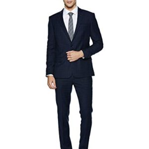 Arrow Men's Rayon Notch Lapel Suit