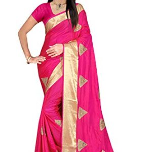 Jaina saree Georgette Goldy dyed Fabric Hand work Zari Boota