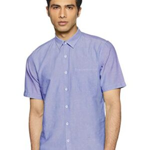 Allen Solly Men's Printed Slim fit Casual Shirt