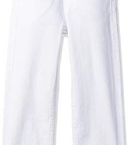 Allen Solly Boy's Relaxed Regular fit Jeans (ABDNOSKBA68977_White_9-10y)